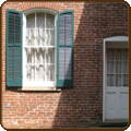 wood exterior shutters for houses