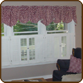 colonial shutters for interior window