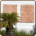 plywood shutters